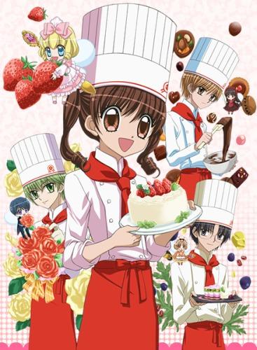 Wasurenai Yumeiro Patissiere 1 50 OVA H264 848x480