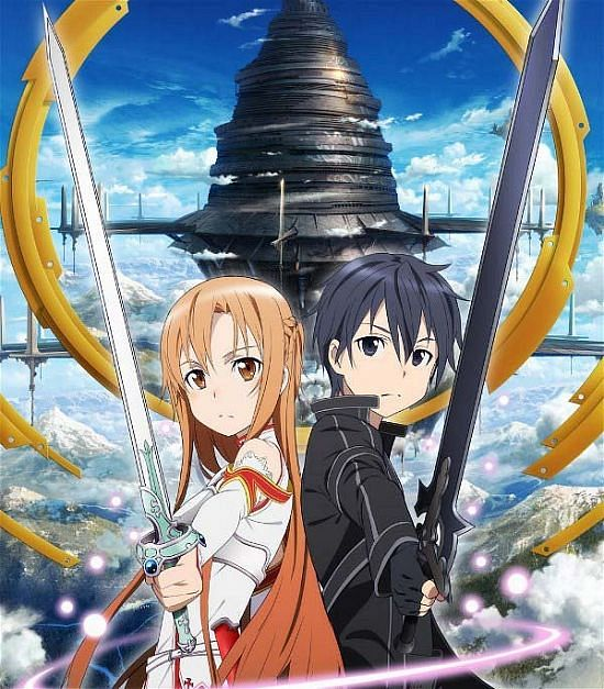 HorribleSubs Sword Art Online 2012