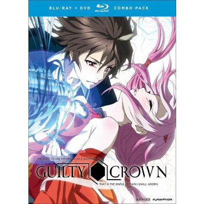 Guilty Crown Dual Audio