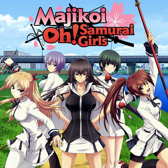 Majikoi Oh Samurai Girls Dual Audio