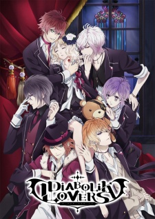 Diabolik Lovers complete 1 12 Horrible Subs