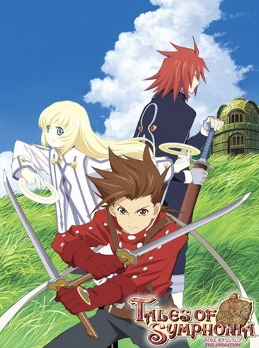 Tales of symphonia hentai animation
