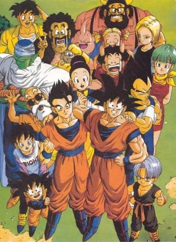 DragonBall Z 1989 DBNL Remastered Dual Audio