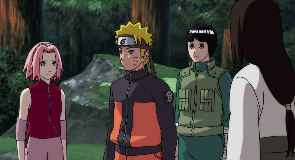 Naruto shippuden movie 1 english dubbed : Isan souzoku japanese drama