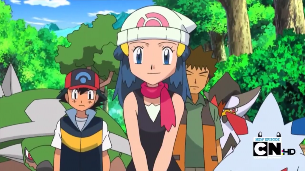 Pokemon sinnoh league victors season 13 episode 32 / Humsafar