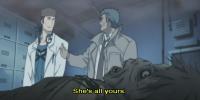 Tokyo Majin Gakuen Kenpucho Tou Season 1 2007 Arigatou Screenshots