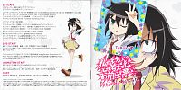 Kiba of Akiba Watamote Opening Theme Single Watamote with scans Screenshots