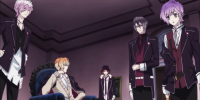 Diabolik Lovers complete 1 12 Horrible Subs Screenshots